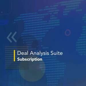 Deal Analysis Suite Subscription