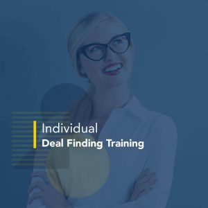 Individual Deal Finding Training