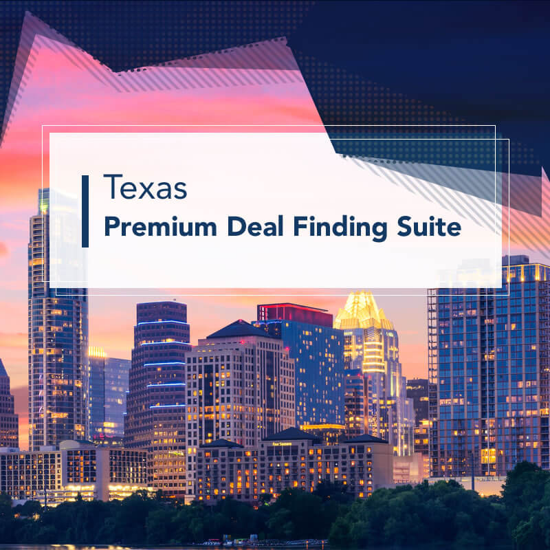 Texas Premium Deal Finding Suite