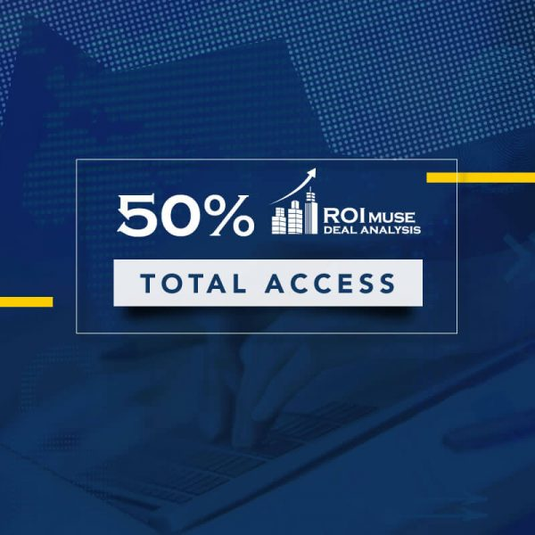 50% ROI Muse Total Access