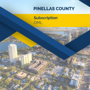 Pinellas County Subscription - OML