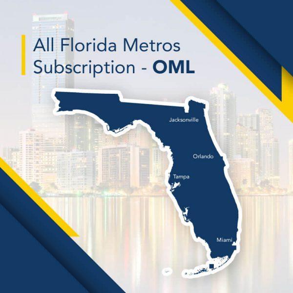 All Florida Metros Subscription-OML