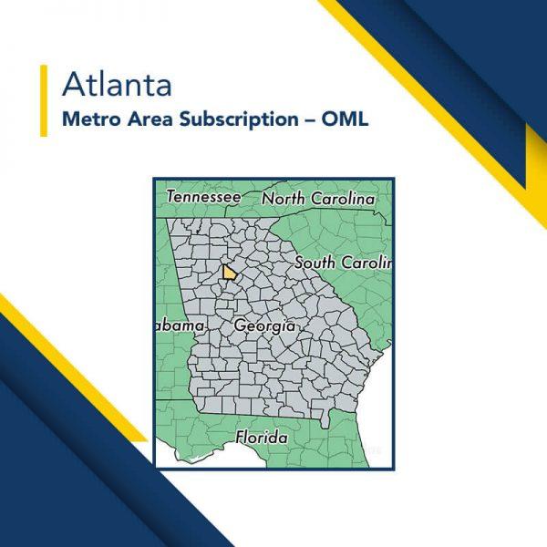 Atlanta-Metro Area Subscription-OML