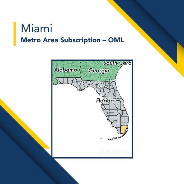 Miami-Metro Area Subscription-OML