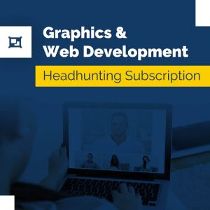 Graphics & Web Development – Headhunting Service