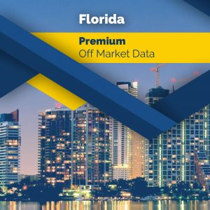 Florida - Premium Off Market Data