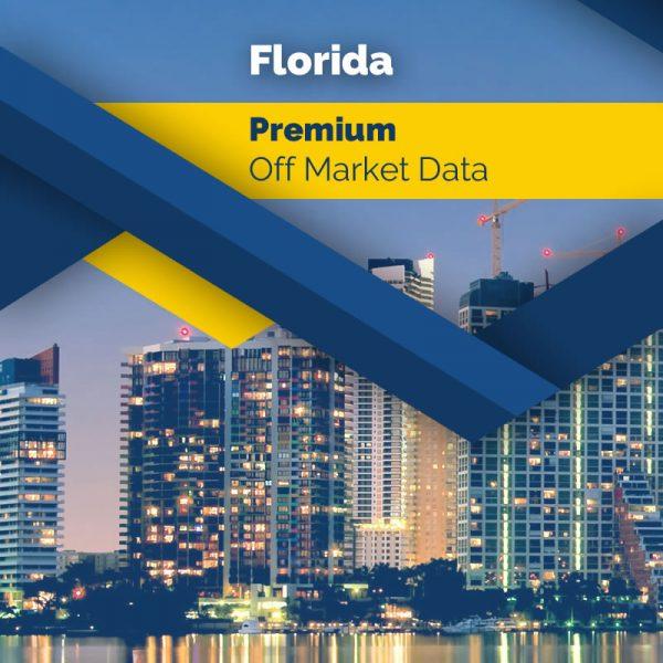 Florida - Premium Off Market Data