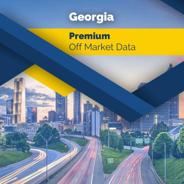Georgia - Premium Off Market Data