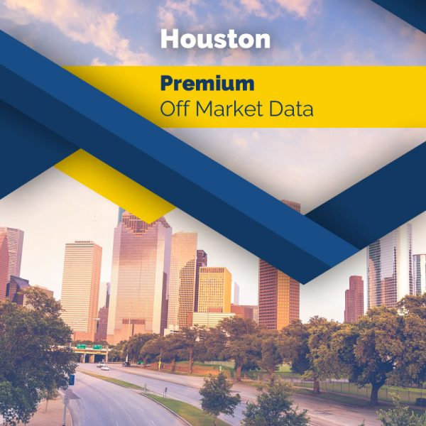 Houston State – Premium Off Market Data