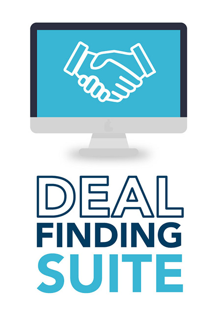 Deal Finding Suite for Real Estate investors