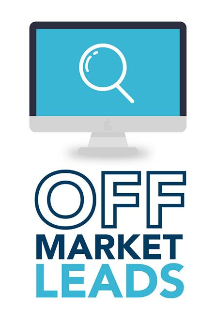 Off market real estate listings