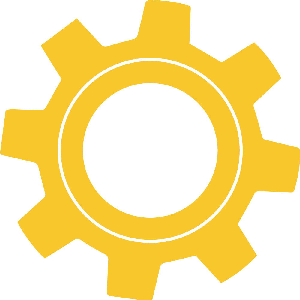 Yellow Cog