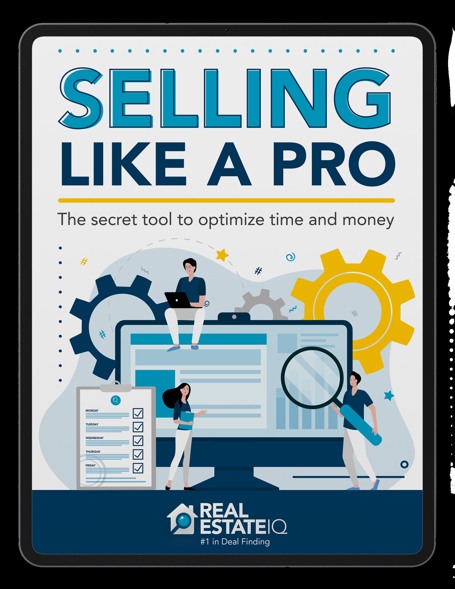 Free eBook for real estate investors