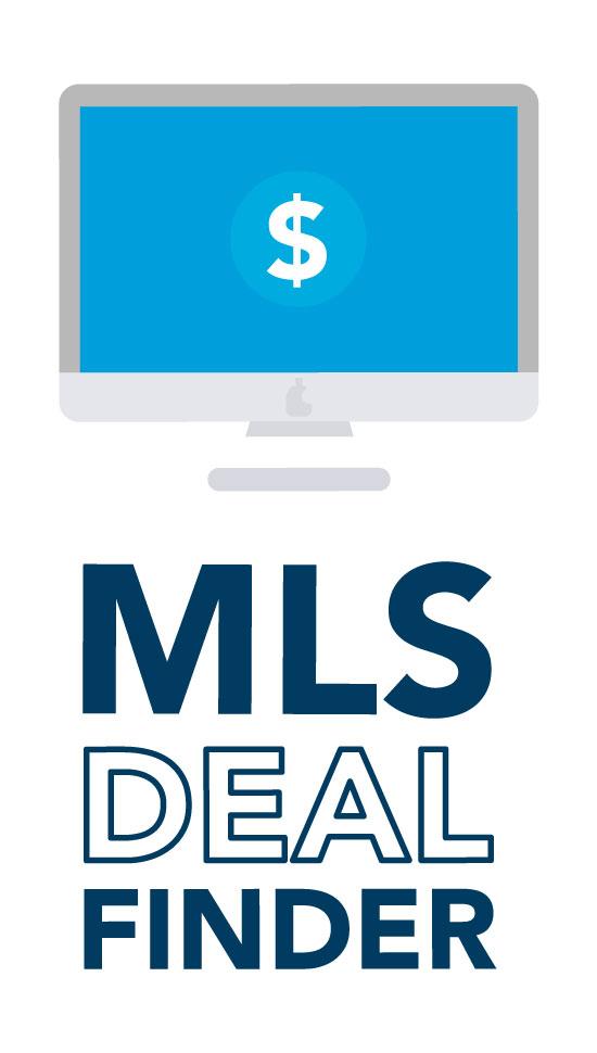 MLS Deal Finder: MLS listings for deal finding