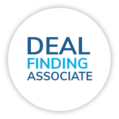 Come work with us as a Deal Finding Associate