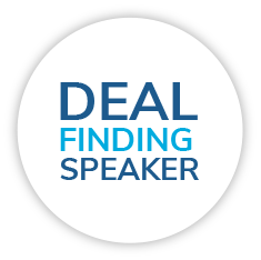 Come work with us as a Deal Finding Speaker