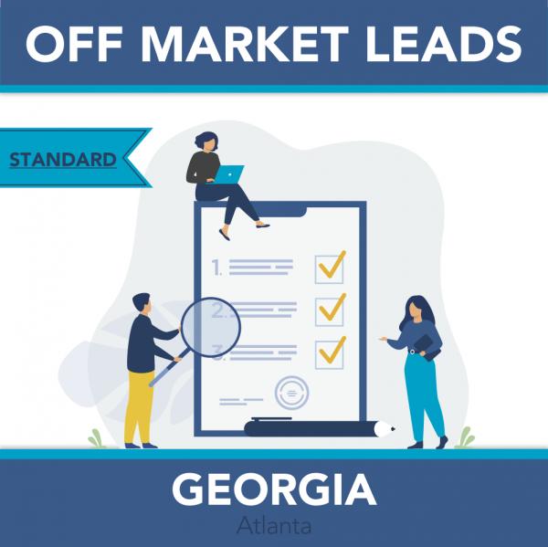 Georgia - Off Market Leads