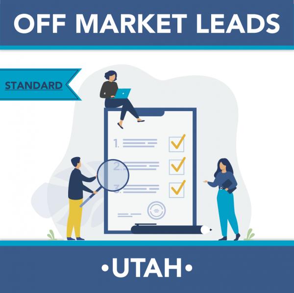 Utah - Off Market Leads