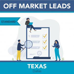 Dallas-Fort Worth Metro - Off Market Leads
