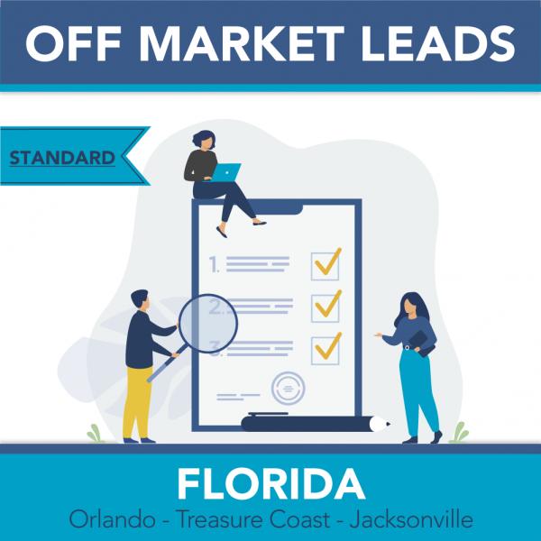 Florida Triangle Metro - Off Market Leads